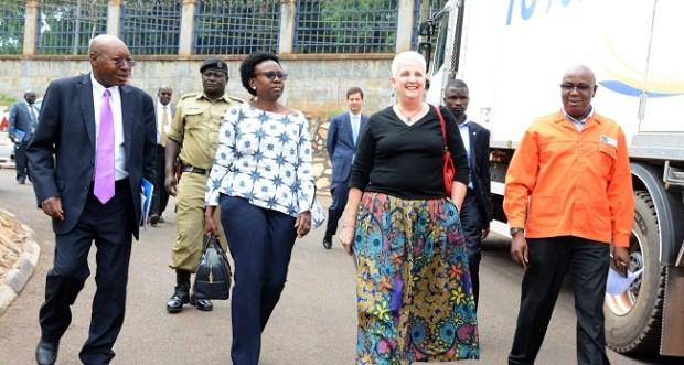 Uganda health