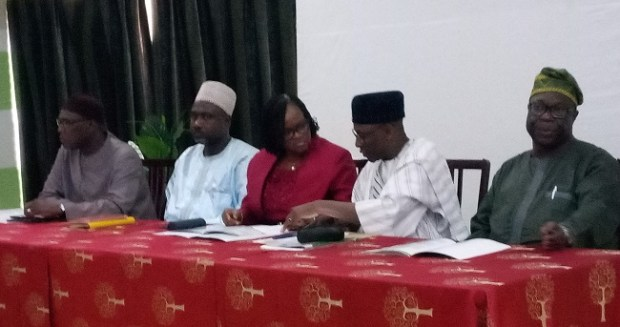 GEF National Dialogue  GEF allocates $20.6m to address Nigeria's environmental challenges IMG 20190410 094304