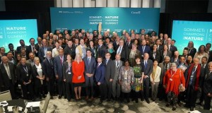 Nature Champions Summit  Leaders urged to put nature at centre of sustainable development agenda Nature Champions Summit