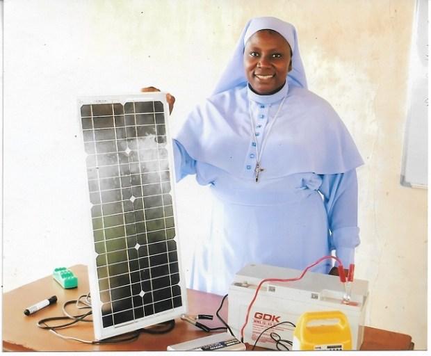 Rev. Sister Lilian Chibiko
