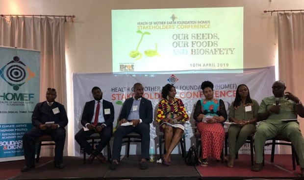 Conference on Seeds, Food and Biosafety