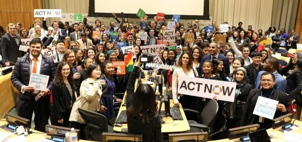 ECOSOC Youth Forum  Women, youths are central to climate action in Nigeria – Eseka mail 1