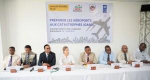 DHL, UNDP, OCHA Madagascar disaster preparedness