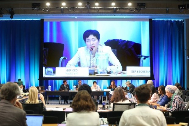 GEF CSO  56th GEF meeting: $1bn approved for environment, climate action GEF CSO