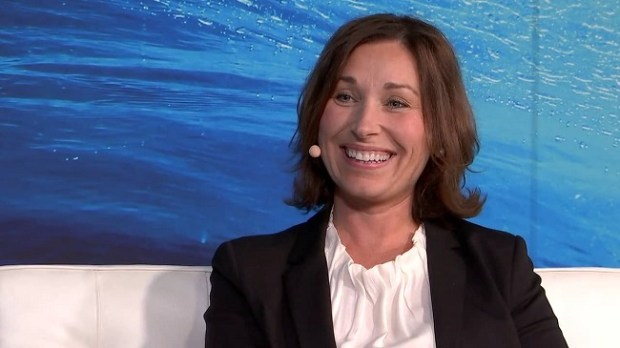 Gabriela Suhoschi  Global leaders join forces at World Water Week in Stockholm Gabriela Suhoschi