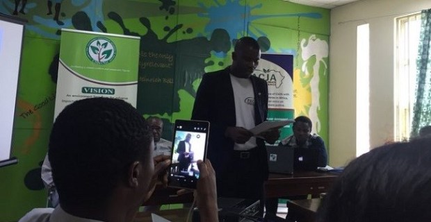 Pius Oko  CSOs stress need for collaboration to effectively mitigate effects of climate change Pius Oko