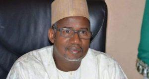 Bala Mohammed  Bauchi inaugurates tree planting campaign to curb desertification Bala Mohammed