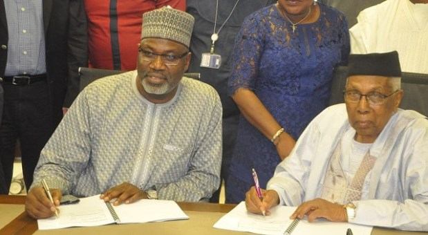 NCF-Total MoU  Images: NCF, Total collaborate on nature conservation MoU1