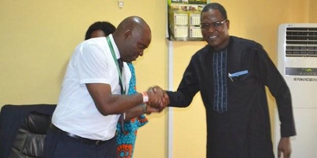 Alex Ekwueme Federal University  Images: When Nigeria's climate chief visited Ekwueme varsity mail 3