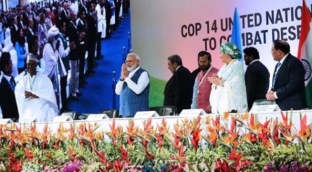 UNCCD COP14  Great Green Wall Initiative to get 'visionary roadmap' COP14