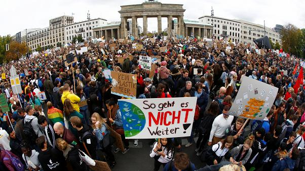 Climate Strike Germany  German, Philippines youths join call for climate justice Climate Strike Germany