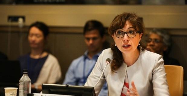 Cristiana Paşca Palmer  Landmark 2020 UN Biodiversity Conference gets theme Cristiana Pa  ca Palmer