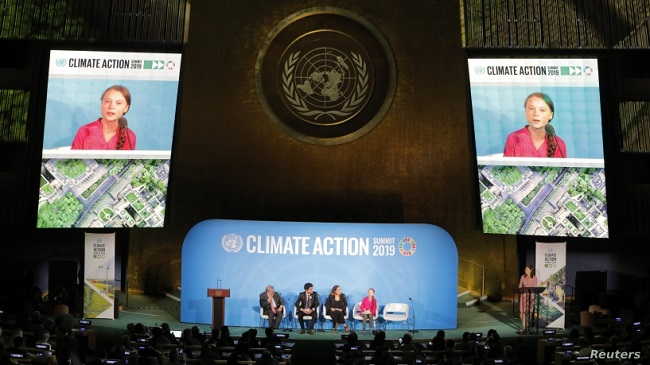 Un Science Panel To Report On Climate Change In Oceans And Glaciers