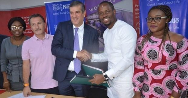 Nestle_WeCyclers  Nestlé, Wecyclers partnership to empower 15,000 Nigerians Nestle WeCyclers