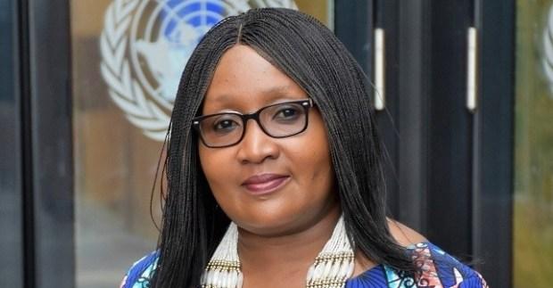 Dr. Rose Mwebaza   Ugandan, Rose Mwebaza, appointed director of UN CTCN R
