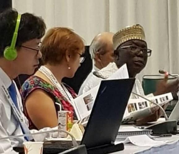 Salisu Dahiru  COP14: How Nigeria is reversing land degradation, by NEWMAP Salisu