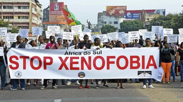 Xenophobia attacks protesters  How South African govt can stop xenophobic attacks – Africans Rising mail 1