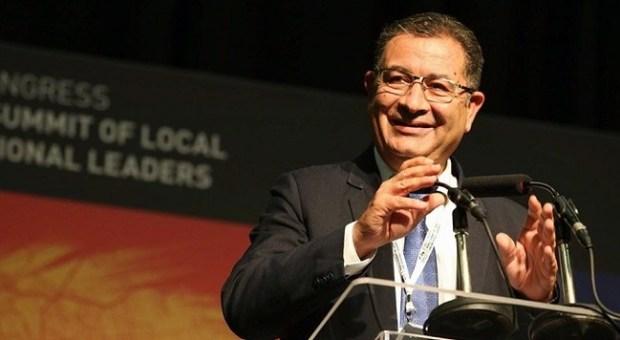 Dr. Mohamed Boudra UCLG