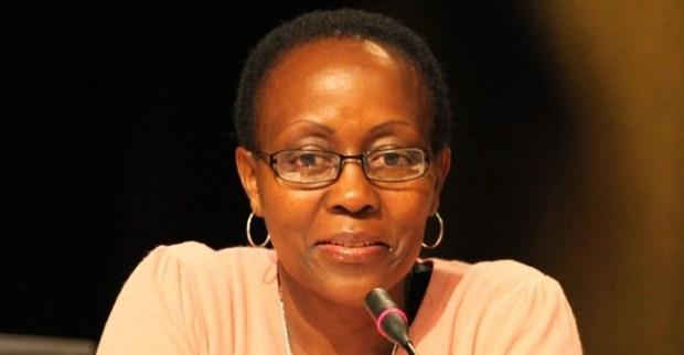 Elizabeth Maruma Mrema  International biosafety treaty marks 20th anniversary Elizabeth Maruma Mrema