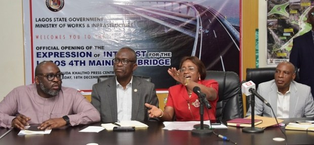 4th Mainland Bridge  Julius Berger, CCECC, 37 others jostle for Lagos 4th Mainland Bridge contract 4th Mainland Bridge 1