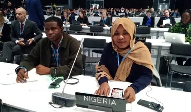 COP25 Stocktake  Images: Nigeria's participation at COP25 IMG 20191214 WA0007