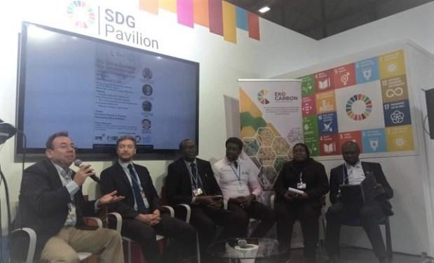 Dr Eugene Itua   Images: Nigeria's participation at COP25 IMG 20191217 WA0122