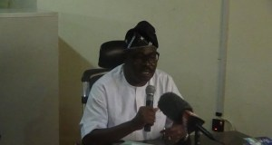 Rufus Ebegba  Govt-approved GMOs are safe, says biosafety agency NBMA Ebegba