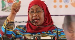 Samia Hassan  Tanzania vows to reinforce wildlife conservation Samia Hassan