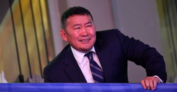 Khaltmaagiin Battulga  Mongolia sets up ecological police department Khaltmaagiin Battulga