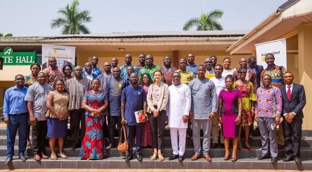 NISCOPS Launch photo  Climate-smart oil palm initiative to boost NDCs, SDGs in Africa, Asia NISCOPS Launch photo 1