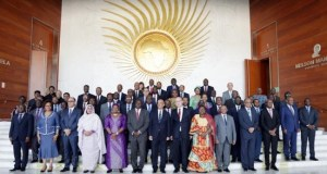 African Union  African leaders told to stop proliferation of coal, oil, gas African Union