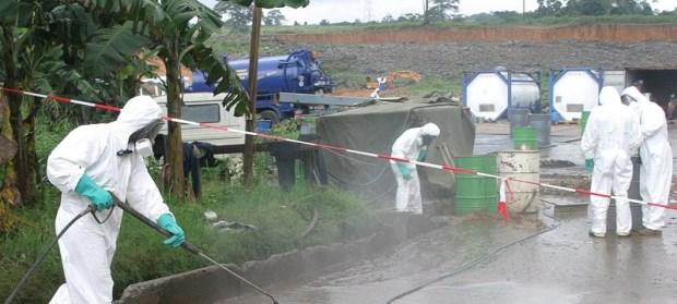 Hazardous waste  Bamako Convention parties reaffirm commitment to protect Africa from hazardous waste dumping Hazardous waste