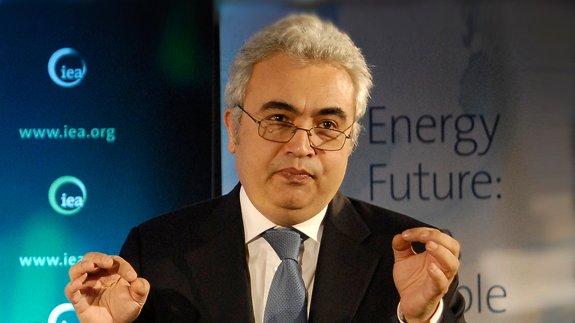 Fatih Birol  Global emissions flatlined in 2019 defying expectations fatih birol iea