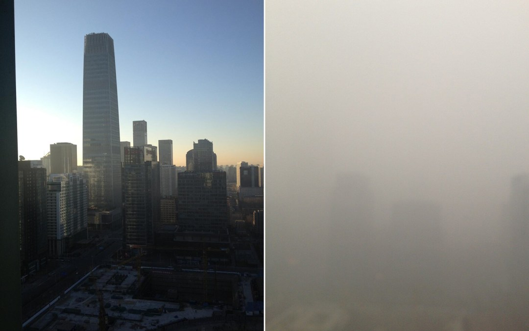 Air Pollution: China's Rising Levels and its Effects on Health