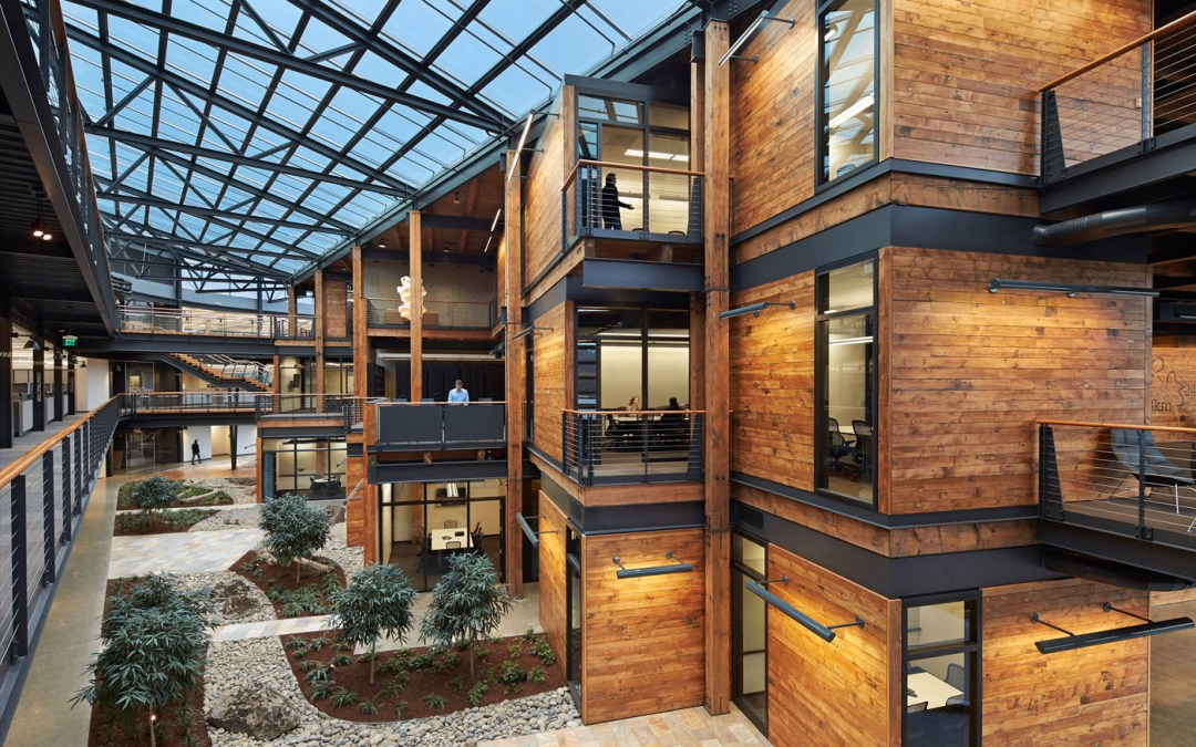Top 10 Green Buildings