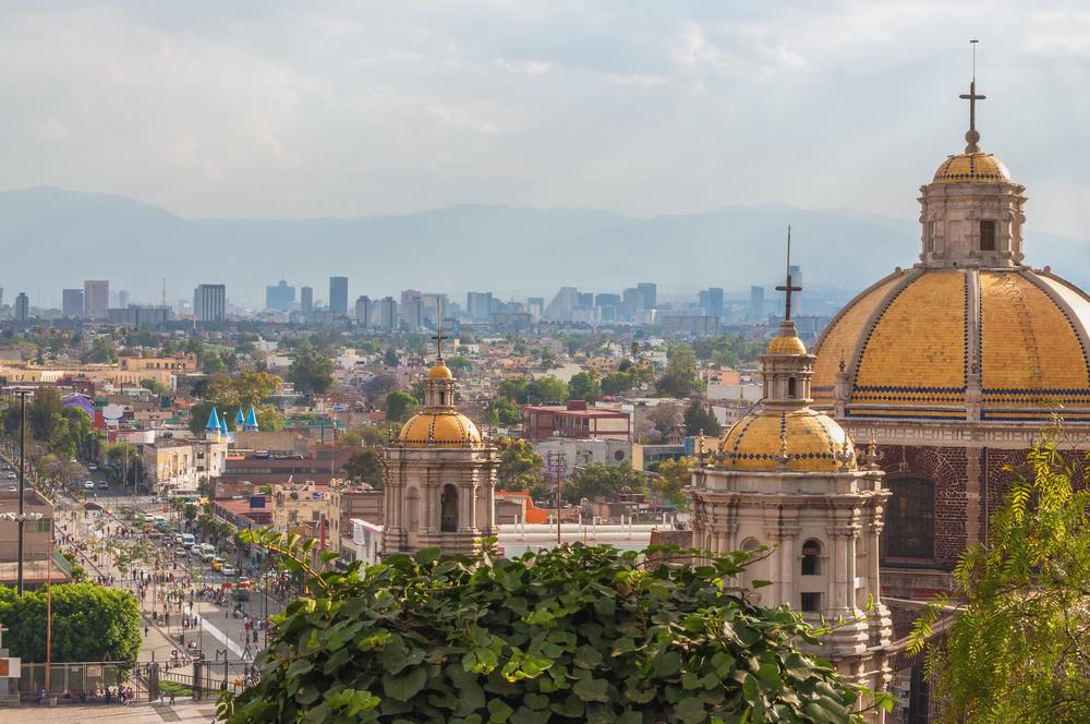 Magnitude 6.9 Earthquake Hits Mexico, Central America