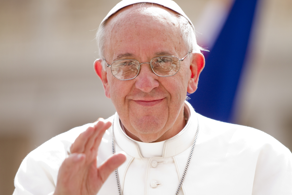 Pope Francis Calls Environmental Exploitation a Sin