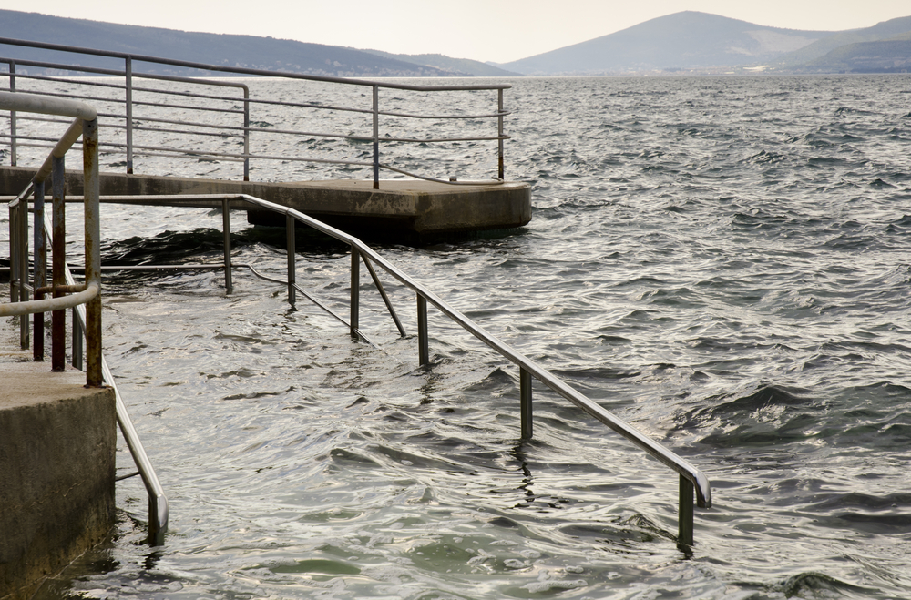 Sea Levels Will Rise Catastrophically If Emissions Aren't Curbed