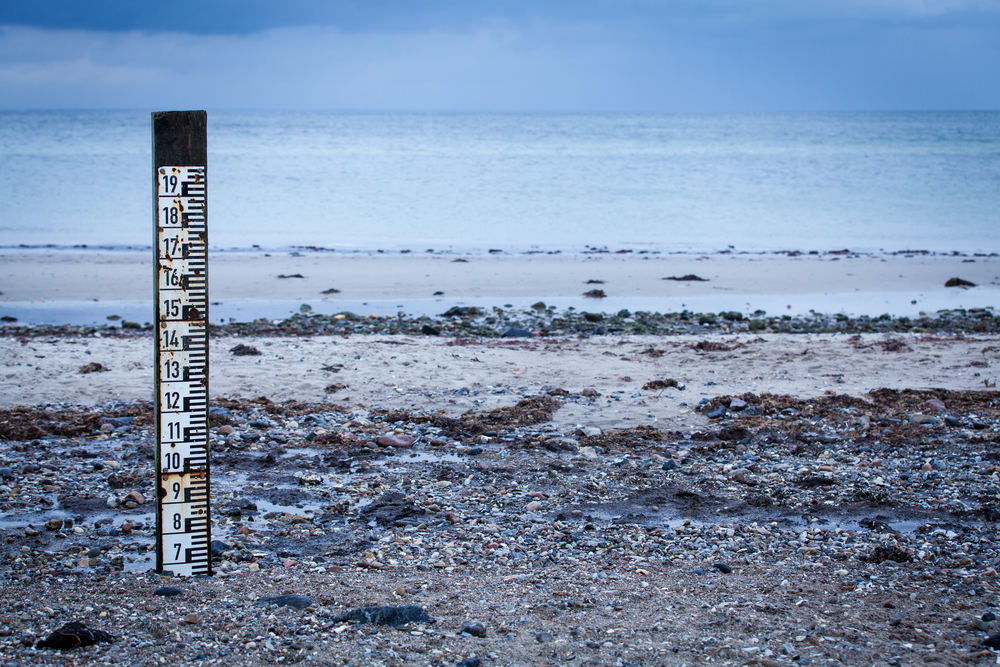 Sea Level Rise Slowed By Land Soaking Up More Water