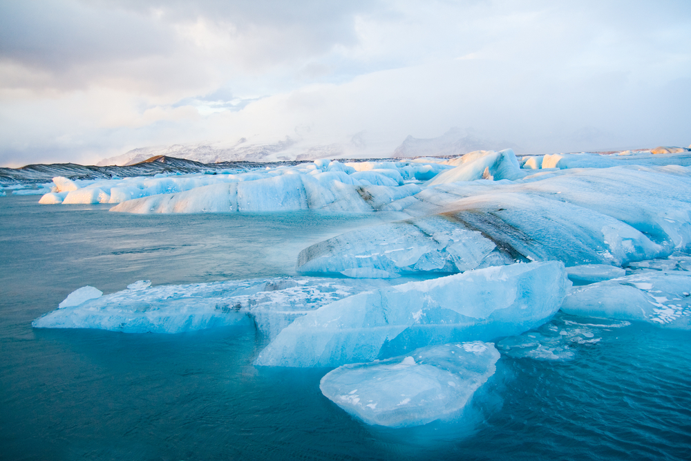 Arctic Sea-Ice Loss Won't Result in Colder European Winters