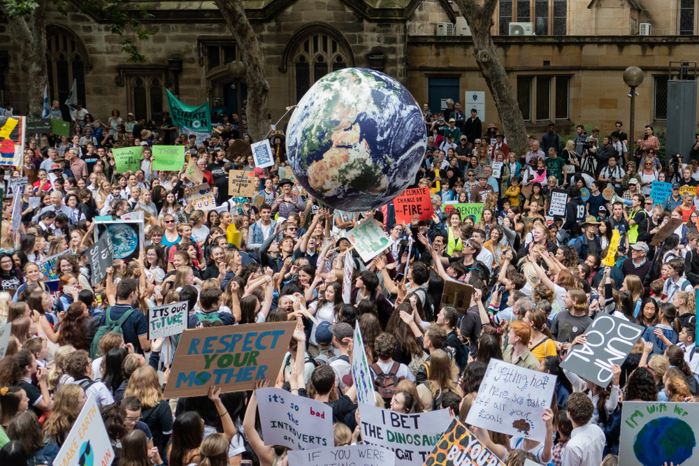 Listen Up! We've Only Got 18 Months to Save the Planet