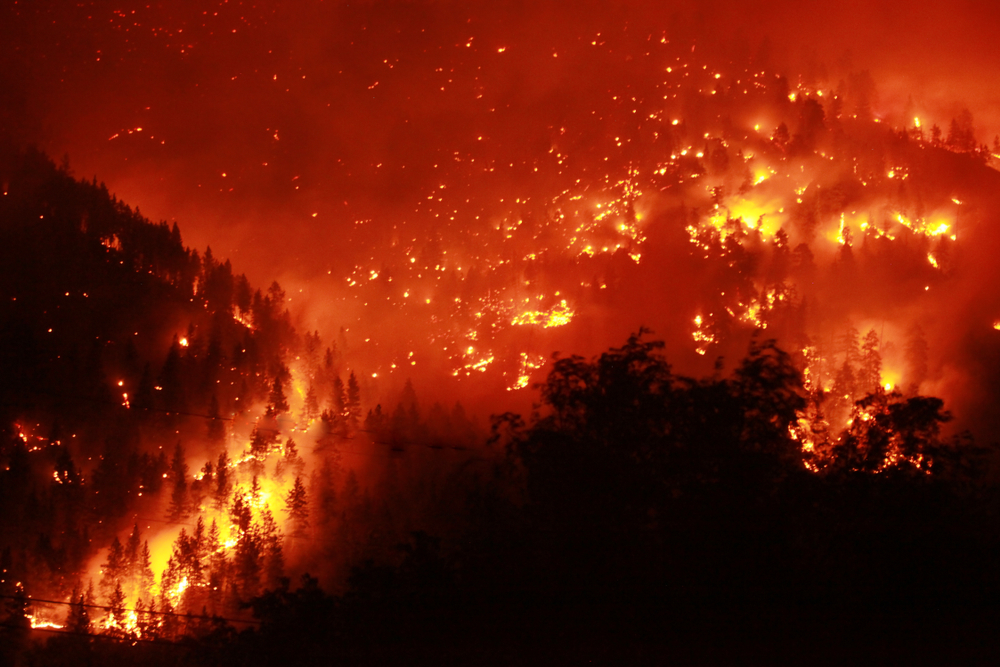 Western Wildfires Will Continue, and Communities Must Adapt