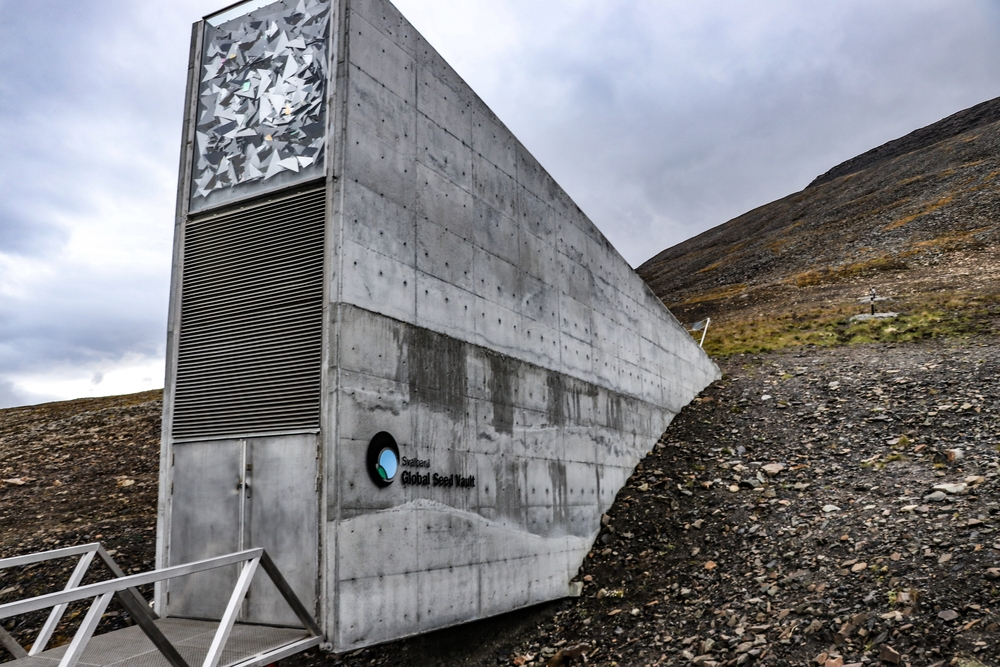 Svalbard Seed Vault Gets 20-Million-Euro Renovation