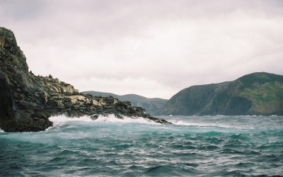 Hobart launch and Sydney book talk: Joy McCann, Wild Sea: A History of the Southern Ocean