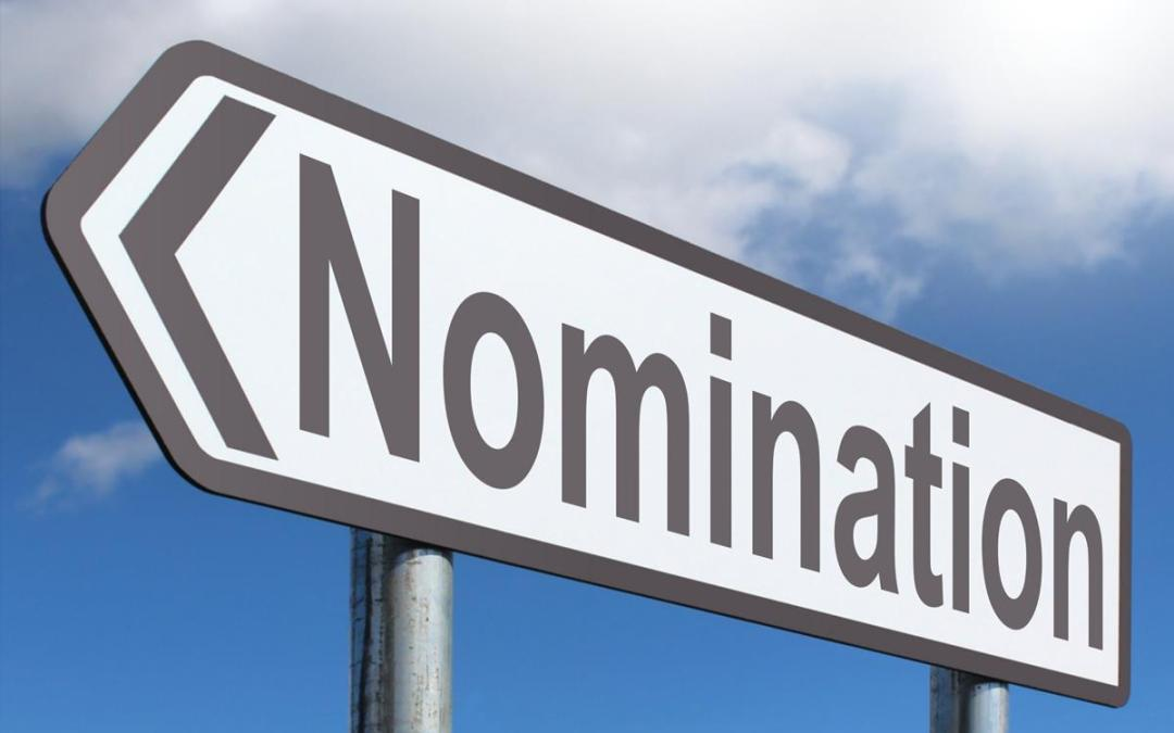 Nominations for elected positions in the ESEH