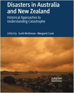 Online book launch: Disasters in Australia and New Zealand