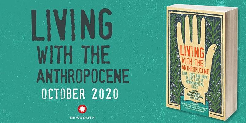 Living with the Anthropocene webinar, 15 October 2020