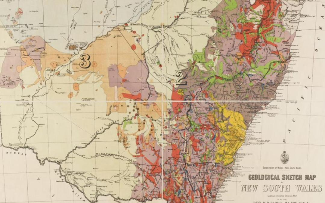 State Library of NSW Lecture: Landscaping Eastern Australia through the Colonial Survey