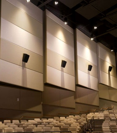 Fabric Wrapped Wall Panels Fabric Acoustic Panel