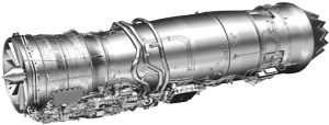 Pratt & Whitney's adaptive engine will include a three-steam fan design due to be tested soon on an F135. Credit: Pratt & Whitney